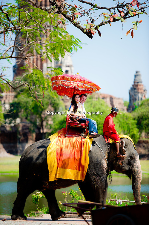 Engagement session in Bangkok and Ayutthaya, Thailand.<br /> <br /> Photo by NET-Photography   Thailand Wedding Photographer<br /> info@thailand-wedding-photographer.com<br /> http://thailand-wedding-photographer.com
