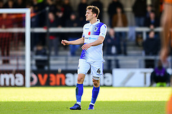 Tom Lockyer of Bristol Rovers  - Mandatory by-line: Ryan Hiscott/JMP - 11/11/2018 - FOOTBALL - The Hive - Barnet, England - Barnet v Bristol Rovers - Emirates FA Cup first round proper