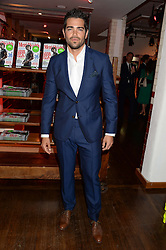 JESSE METCALFE at the Men's Health, Oliver Spencer & Liberty Party held at Liberty, Regent Street, London on 17th June 2013.