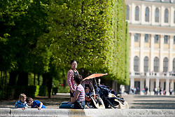 20.04.2011, Wien, AUT, Feature, im Bild Schloss Schönbrunn, EXPA Pictures © 2011, PhotoCredit: EXPA/ Erwin Scheriau
