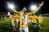 EINDHOVEN, FC Eindhoven - VVV Venlo, voetbal, Jupiler League, seizoen 2016-2017, 21-04-2017, Jan Louwers Stadion, VVV is kampioen van de Jupiler League, VVV Venlo speler Ralf Seuntjens (M)