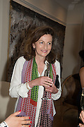REBECCA HICKS, Dinner to celebrate the 10th Anniversary of Contemporary Istanbul Hosted at the Residence of Freda & Izak Uziyel, London. 23 June 2015