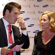NLD/Haarlem/20081001 - Presentatie Pink Ribbon Ladyphone,