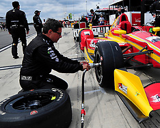 Sage Karam at Pocono Raceway 8-23-2015