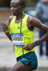 Stephen Sambu, Kenya