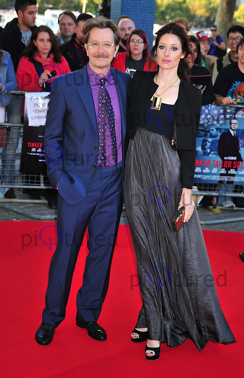 Tinker, Tailor, Soldier, Spy - UK Premiere, BFI Southbank, London, UK. 13 September 2011 Contact: Rich@Piqtured.com +44(0)7941 079620