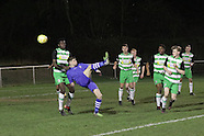 Broxbourne FC vs Yeovil Town