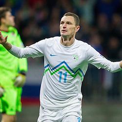 20131011: SLO, Football - 2014 FIFA World Cup qualifications, Slovenia vs Norway