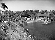 01/06/1952<br /> 06/01/1952<br /> 01 June 1952<br /> <br /> Views if Glandore Co. Cork