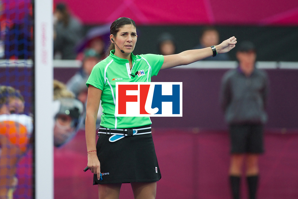 I. Presenqui argentina umpire