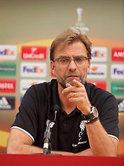 160513 Liverpool Press Conf & Training