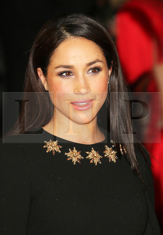 Meghan Markle, The Hunger Games: Catching Fire - World film premiere, Leicester Square, London UK, 11 November 2013, Photo by Richard Goldschmidt © Licensed to London News Pictures. Photo credit : Richard Goldschmidt/Piqtured/LNP