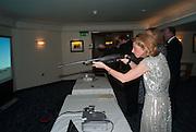 LAURA DUCKWORTH-CHAD, Game & Wildlife Conservation Trust's Ball. Savoy Hotel. London. 6 November 2013.