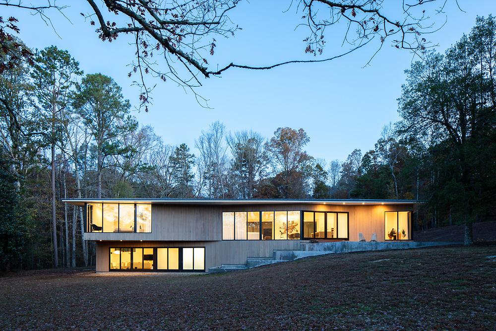 Blue Dog Residence | smitharc | Durham, North Carolina