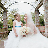 Heath & Holli Wedding Album | Botanical Gardens City Park, New Orleans, LA | 1216 Studio Photographers 2014