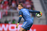 FUSSBALL  INTERNATIONAL TESTSPIEL  IN KLAGENFURT Oesterreich - Deutschland      02.06.2018 Manuel Neuer  (Deutschland)
