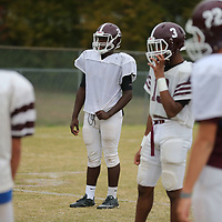 Biggersville's Quonn Mayes has helped lead them to heir first playoff trip in 20 years.