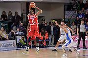 DESCRIZIONE : Sassari LegaBasket Serie A 2015-2016 Dinamo Banco di Sardegna Sassari - Giorgio Tesi Group Pistoia<br /> GIOCATORE : Preston Knowles<br /> CATEGORIA : Tiro Tre Punti Three Point Controcampo Ritardo<br /> SQUADRA : Giorgio Tesi Group Pistoia<br /> EVENTO : LegaBasket Serie A 2015-2016<br /> GARA : Dinamo Banco di Sardegna Sassari - Giorgio Tesi Group Pistoia<br /> DATA : 27/12/2015<br /> SPORT : Pallacanestro<br /> AUTORE : Agenzia Ciamillo-Castoria/L.Canu