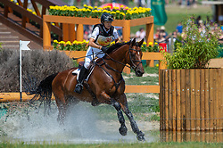 Ingrid Klimke  (GER) & SAP Hale Bob OLD - DHL Prize - Eventing Cross Country - CHIO Aachen 2018 - Aachen, Germany - 21 July 2018