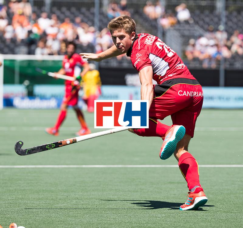 BREDA - Victor Wegnez (Bel)  Belgie-Pakistan om de 5e plaats COPYRIGHT  KOEN SUYK