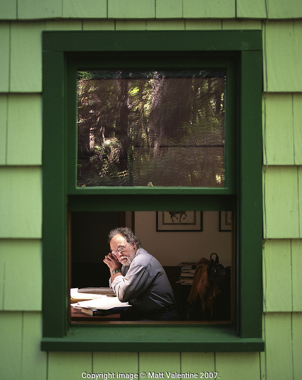 Barry Lopez is a writer of fiction and non-fiction. He won the National Book Award in 1986 for ARCTIC DREAMS. He lives in Oregon, surrounded by old-growth forest.