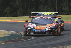 July 28, 2018 - Spa, Belgique - 188 GARAGE 59 (GBR) MCLAREN 650 S GT3 AM CUP ALEXANDER WEST (SWE) CHRIS GOODWIN (GBR) CHRIS HARRIS (GBR) ANDREW WATSON  (Credit Image: © Panoramic via ZUMA Press)