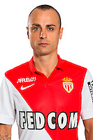 Dimitar BERBATOV - 29.08.2014 - Photo officielle Monaco - Ligue 1 2014/2015<br /> Photo : Stephane Senaux / AS Monaco / Icon Sport