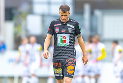 05.05.2019, TGW Arena, Pasching, AUT, 1. FBL, LASK vs RZ Pellets WAC, Meistergruppe, 29. Spieltag, im Bild Lukas Schmitz (WAC) // during the tipico Bundesliga master group 29th round match between LASK and RZ Pellets WAC at the TGW Arena in Pasching, Austria on 2019/05/05. EXPA Pictures © 2019, PhotoCredit: EXPA/ JFK