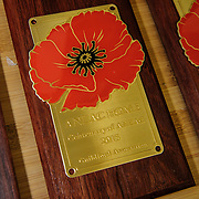 ANZAC Poppy Plaques Opening at Guildford Town Hall