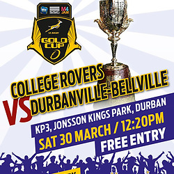 30,03,2019 QF2: College Rovers v Durbanville-Bellville