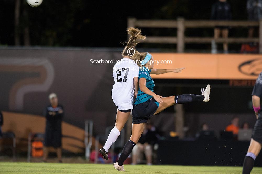 2015 Campbell University Women Soccer vs CCU