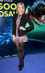 22 NOV 2015 The Good Dinosaur UK Film Premiere