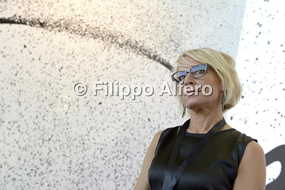 &copy; Filippo Alfero<br /> ARTISSIMA 2015<br /> Torino, 05-08/11/2015<br /> Nella foto: Sarah Cosulich