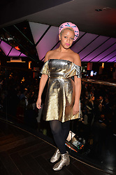 Gemma Cairney at the Costa Book of The Year Awards held at Quaglino's, 16 Bury Street, London England. 31 January 2017.