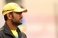 MS Dhoni of the Chennai Super Kings during the Superkings  training session held at St Georges Park in Port Elizabeth on the 17 September 2010..Photo by: Shaun Roy/SPORTZPICS/CLT20