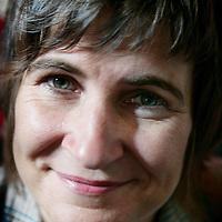 Nederland,Amsterdam ,6 juni 2008..Lilianne Ploumen (Maastricht, 12 juli 1962) is een Nederlandse politica. Zij is partijvoorzitter van de Partij van de Arbeid (PvdA)...Lilianne Ploumen, chairwoman of the Dutch Labor Party.