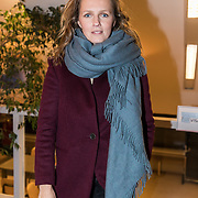 NLD/Amsterdam/20191209 - Aftrap KWF lampionnenactie, Leonie ter Braak