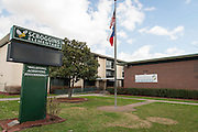 Scroggins Elementary School, February 1, 2017.
