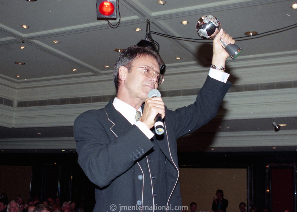 The Silver Clef Awards 1998, The Intercontinental, London<br /> (Photo/John Marshall JME)
