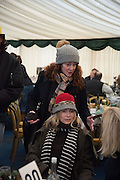 REBECCA BROOKS; TRISTIA HARRISON, The Heythrop Hunt Point to Point. Cocklebarrow. 24 January 2016