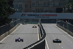 June 24, 2017 - Baku, Azerbaijan - Motorsports: FIA Formula One World Championship 2017, Grand Prix of Europe, .#26 Daniil Kvyat (RUS, Red Bull Racing) (Credit Image: © Hoch Zwei via ZUMA Wire)