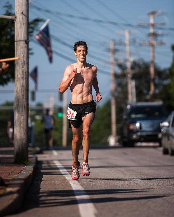 LL Bean 10K road race: Greg Fullman