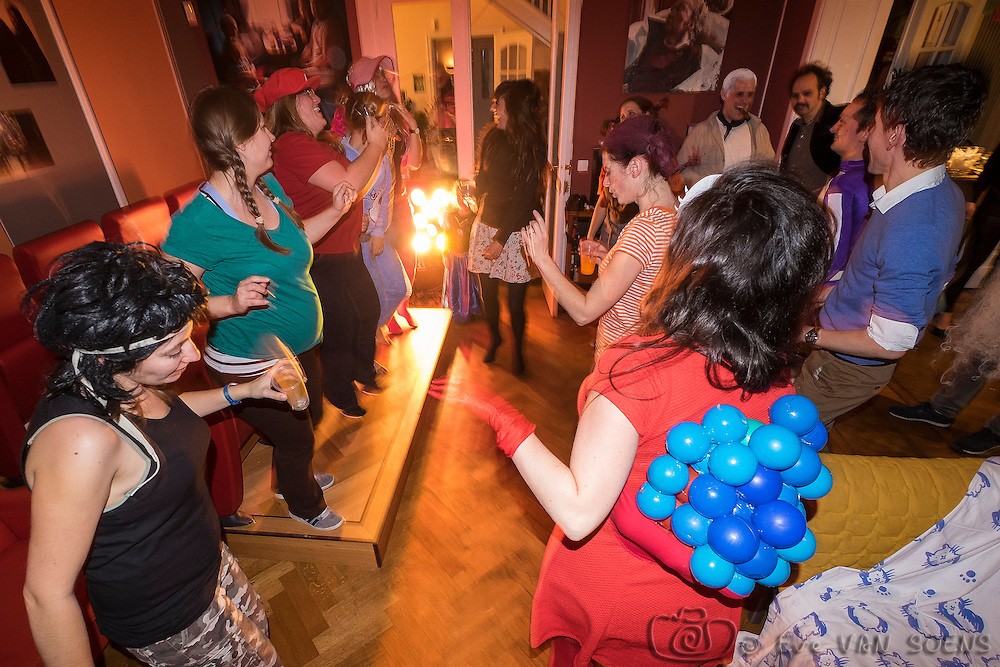 New Year 2016 au Castel Razavi