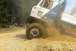 CZECH REPUBLIC VYSOCINA KUNSTAT 16AUG15 - Truck Trial event near Kunstat, Vysocina, Czech Republic.<br /> <br /> jre/Photo by Jiri Rezac<br /> <br /> &copy; Jiri Rezac 2015