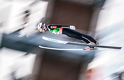 25.03.2018, Planica, Ratece, SLO, FIS Weltcup Ski Sprung, Planica, Skiflug, Einzelbewerb, Finale, im Bild Johann Andre Forfang (NOR) // Johann Andre Forfang of Norway during the Ski Flying Hill individual competition of the FIS Ski Jumping World Cup Final 2018 at Planica in Ratece, Slovenia on 2018/03/25. EXPA Pictures © 2018, PhotoCredit: EXPA/ JFK