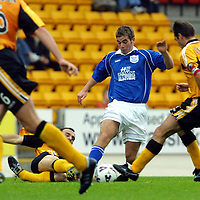 St Johnstone v Livingston.... 15.9.01<br />