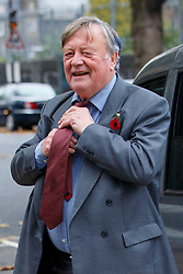 © Licensed to London News Pictures. 03/11/2015. London, UK. Ken Clarke attending a memorial service for ex-Liberal Democrat leader Charles Kennedy at St George's Cathedral in London on Tuesday, 3 November, 2015. Mr Kennedy died suddenly on June 1, 2015 at the age of 55 after suffering a major haemorrhage as a result of a long battle with alcoholism. Photo credit: Tolga Akmen/LNP