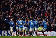 Rangers v Aberdeen -  29 Nov 2017