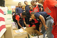 Murray Language Academy Food Drive