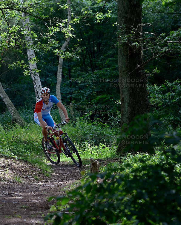 28-06-2014 NED: We Bike 2 Change Diabetes Cyprus 2014, Arnhem<br /> Op Papendal werd de tweede training en informatie gegeven voor de Mountainbike Challenge Cyprus. We Bike 2 Change Diabetes gaat weer van start /